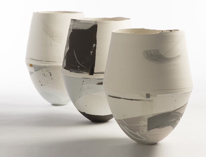 Statement Vessels (2017), Hannah Tounsend. Courtesy of the artist