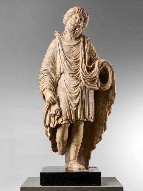 Prophet (early 16th century), Cristoforo Solari. Walter Padovani (price on application)