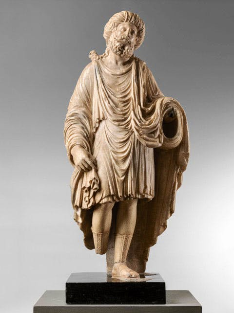 Prophet (early 16th century), Cristoforo Solari. Walter Padovani (price on application)