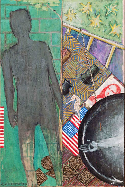 Summer (1985), Jasper Johns. © Jasper Johns / VAGA, New York / DACS, London 2017. © 2017. Digital image, The Museum of Modern Art, New York / Scala, Florence