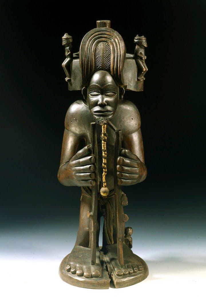 Chibinda Ilunga, 19th century, Angola Chokwe. © SMB, Ethnologisches Museum, Claudia Obrocki