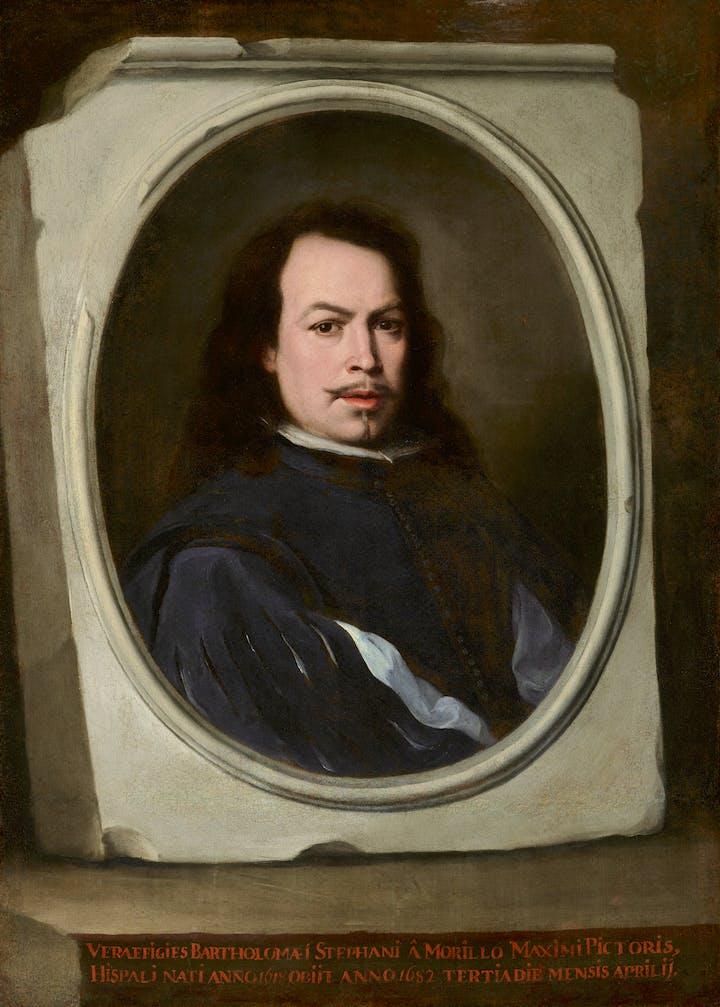 Self-Portrait (ca. 1650–55), Bartolomé Esteban Murillo. © The Frick Collection