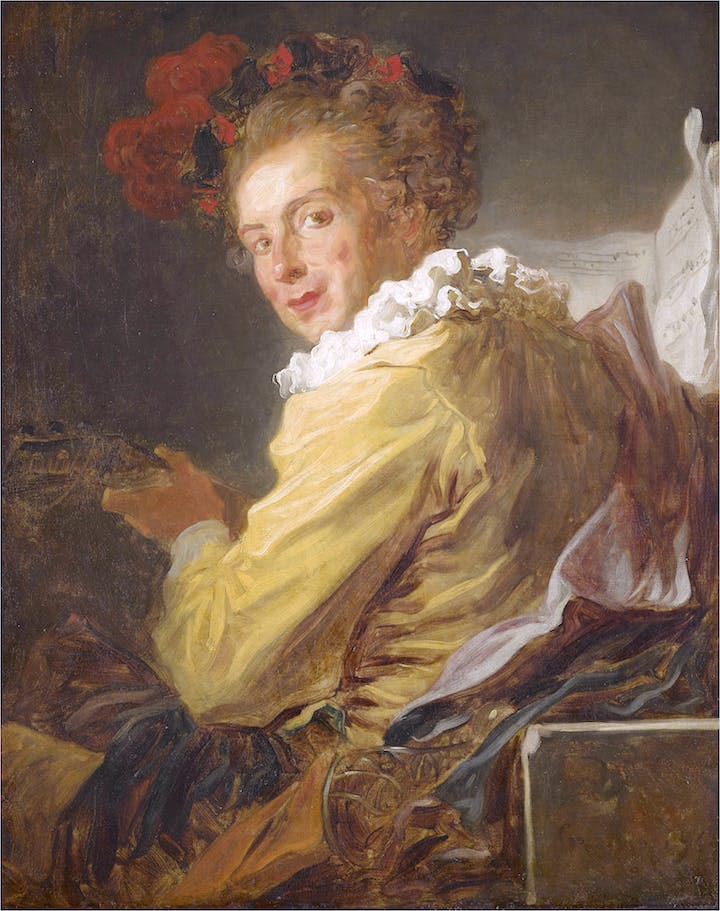 M. de La Bretèche (c. 1769), Jean Honoré Fragonard. © RMN-Grand Palais / Art Resource, NY