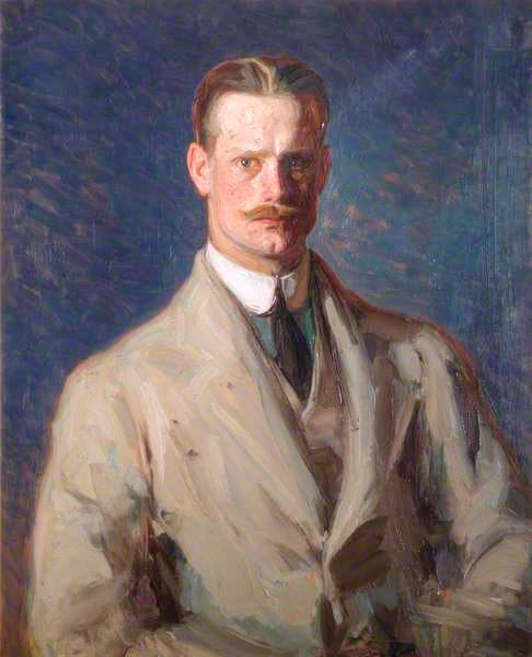 Charles Brehmer Heald (c. 1920–25), artist unknown. © Royal Free Hospital; supplied by The Public Catalogue Foundation