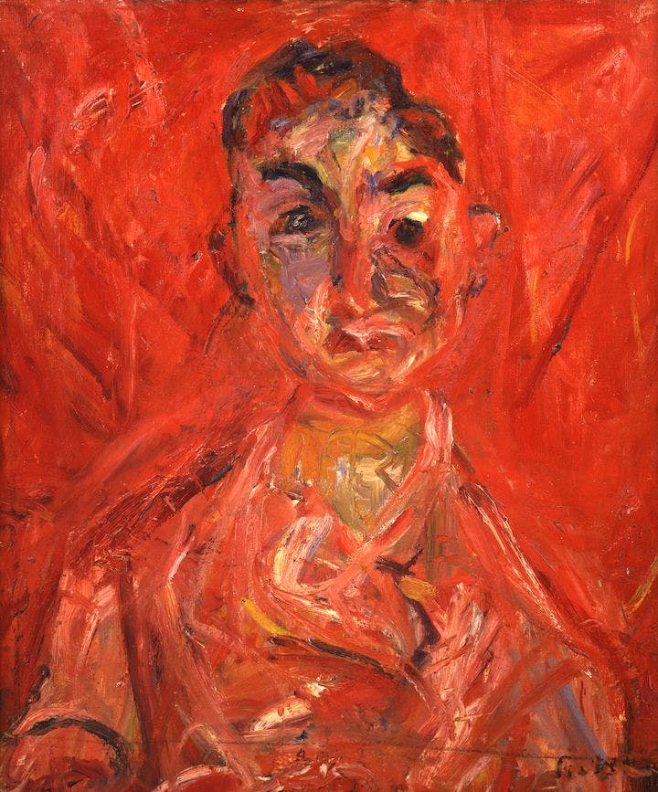 Butcher Boy (c. 1919–20), Chaïm Soutine. © Courtauld Gallery, Simon Capstick-Dale Fine Art