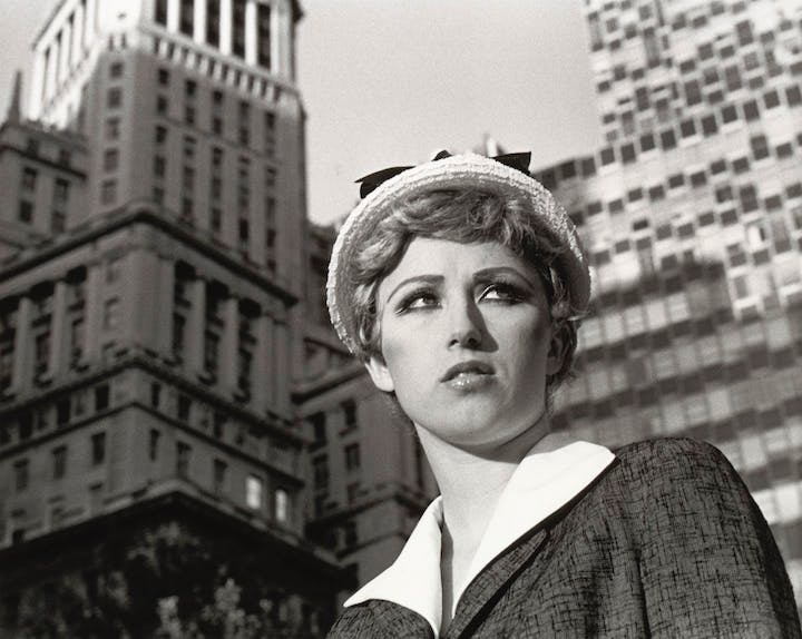 Untitled Films Still #21 (1978), Cindy Sherman. © 2017 Cindy Sherman