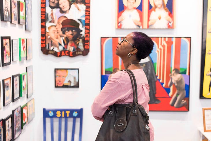 The Other Art Fair. Photo: Reed Photographic