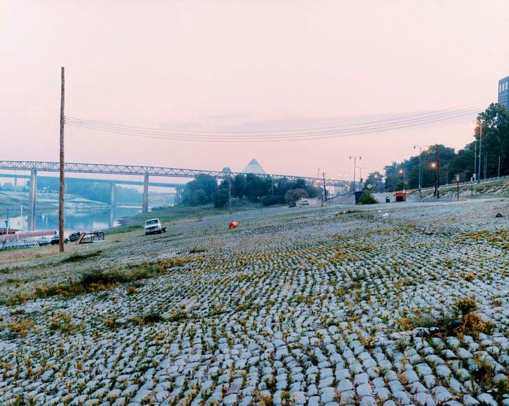 Harbor Marina (Morning), Memphis, TN (2000), Alec Soth. © Magnum/Alec Soth. Image courtesy of Beetles+Huxley and Sean Kelly Gallery, NY