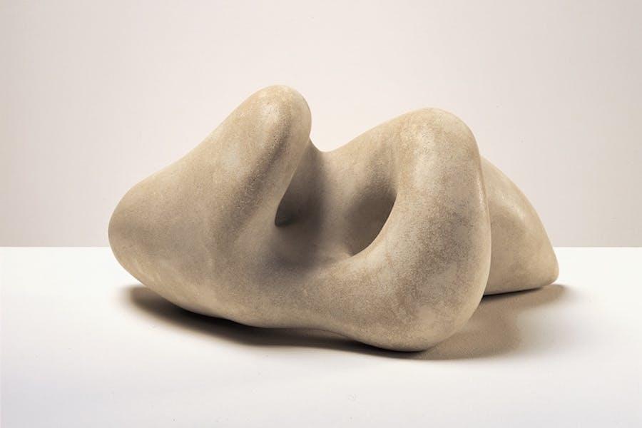 Concrétion humaine oder Coquille se dénouant (1936), Jean Arp. © Schweizerisches Institut für Kunstwissenschaft, Zürich, Lutz Hartmann