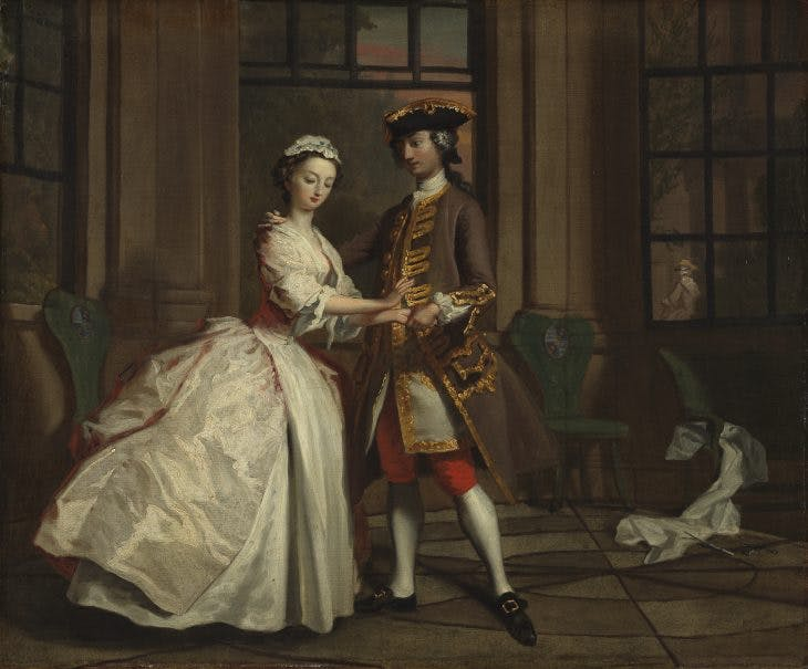 The Foundling Museum Brings Joseph Highmore Out Of The