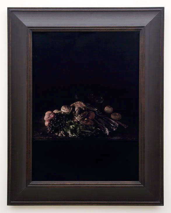 Last Meal on Death Row, Texas (Juan Soria) (2011), Mat Collishaw
