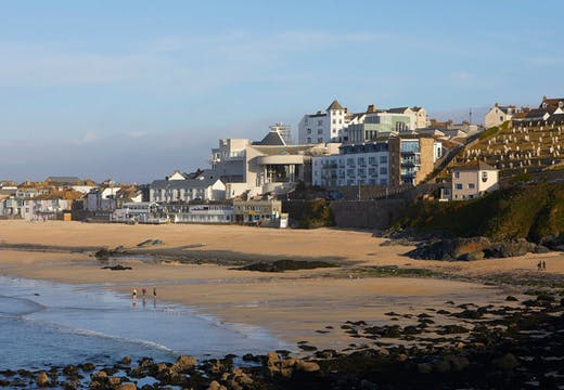 Tate St Ives by Jamie Fobert Architects. Photo © Hufton+Crow
