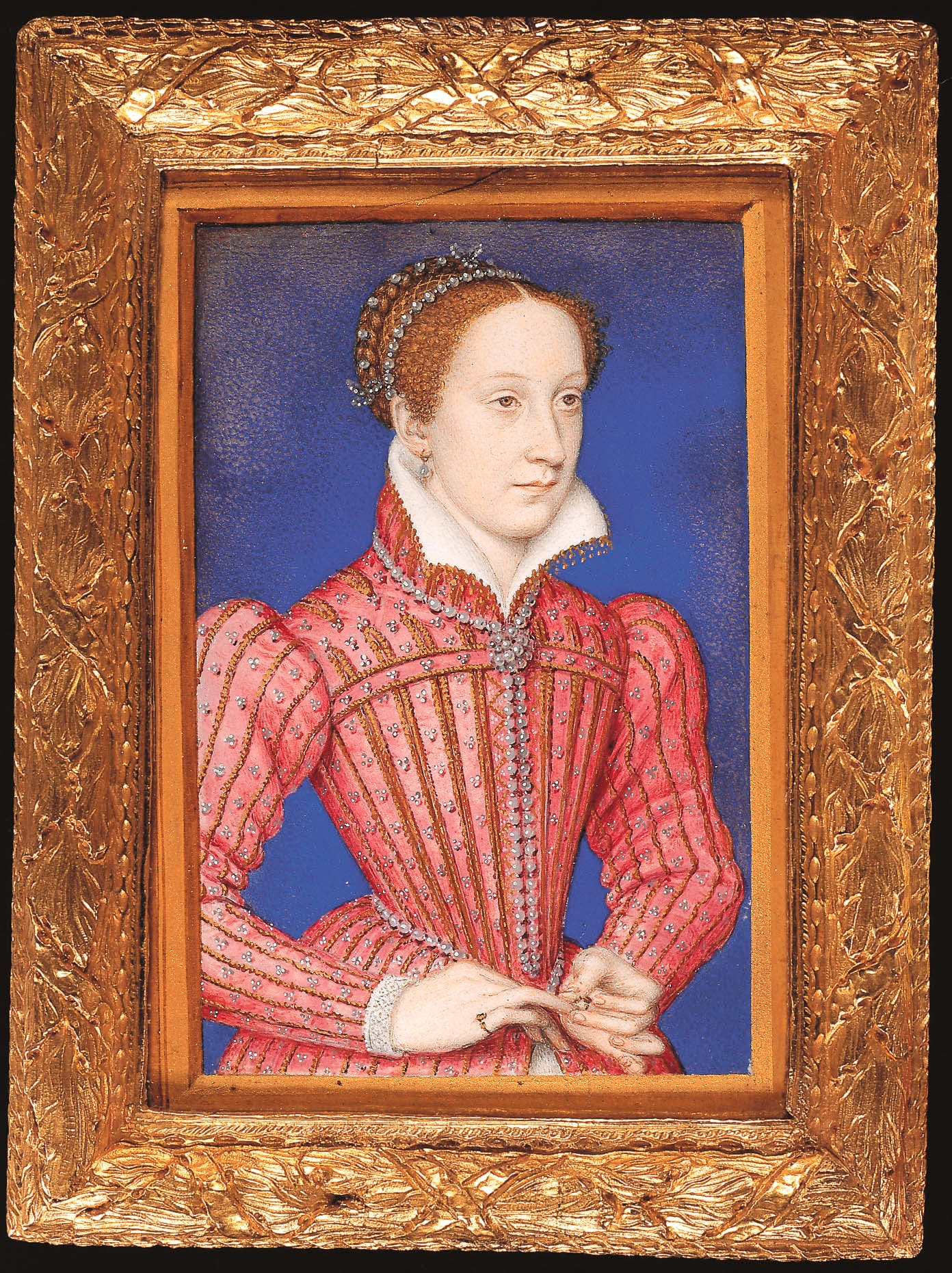 Mary, Queen of Scots, (1558), Francis Clouet, Royal Collection Trust/© Her Majesty Queen Elizabeth II 2017