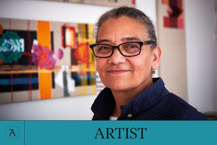 Artist of the Year - Apollo Awards 2017 - Lubaina Himid
