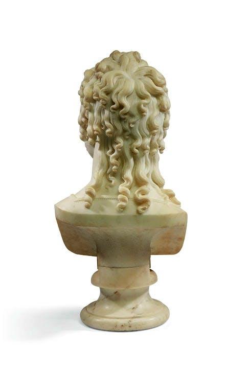 Bust of Joachim Murat (1813), Antonio Canova. Image courtesy Christie's