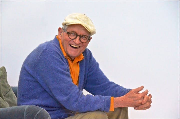 David Hockney. © David Hockney. Photo: Jean-Pierre Gonçalves de Lima