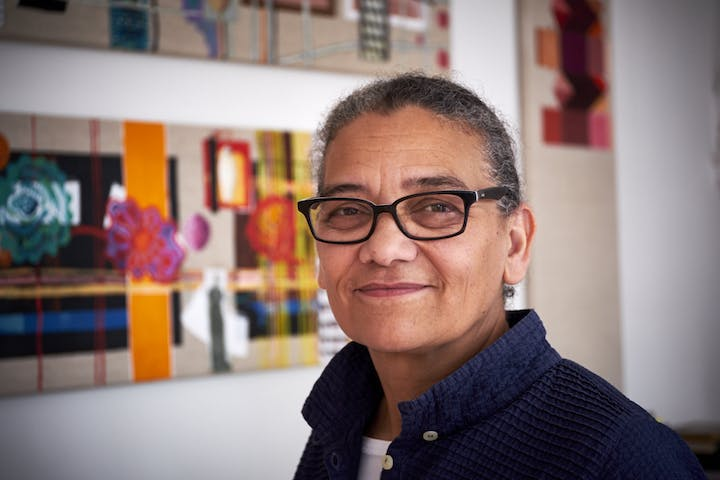 Lubaina Himid. Photo: Denise Swanson