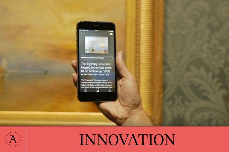 Digital Innovation of the Year - Apollo Awards 2017 - Smartify