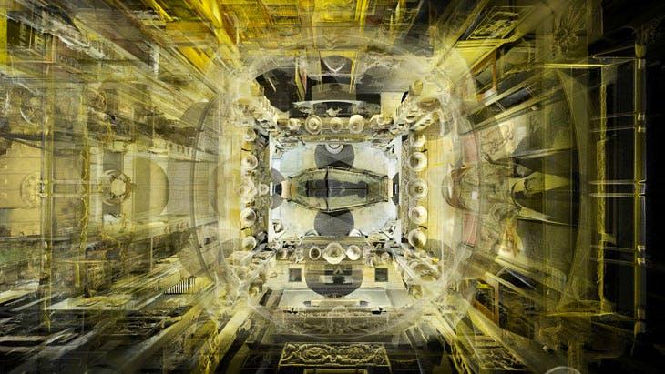 The Apollo Awards 2017: Digital Innovation of the Year Shortlist. © Sir John Soane's Museum