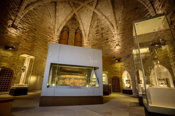 The Treasures of St Cuthbert at Durham Cathedral