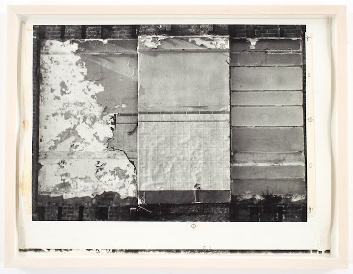 Walls (1972), Gordon Matta-Clark. Courtesy of the Bronx Museum of Arts
