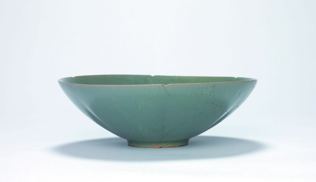 The Alexander Bowl (1100–25), China, Henan prince, Ruzhou, Zhanggongxiang