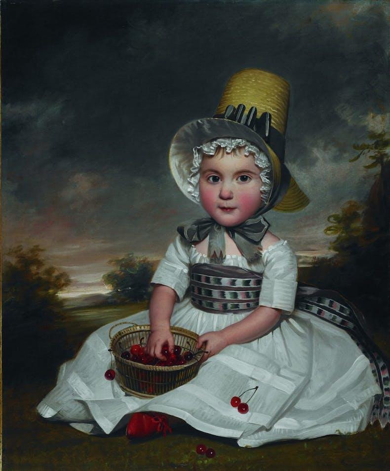 Lady Mary Beauclerk, Daughter of Lord Aubrey and Lady Jane Beauclerk, 1793–94, James Earl, Crystal Bridges Museum of American Art, Bentonville