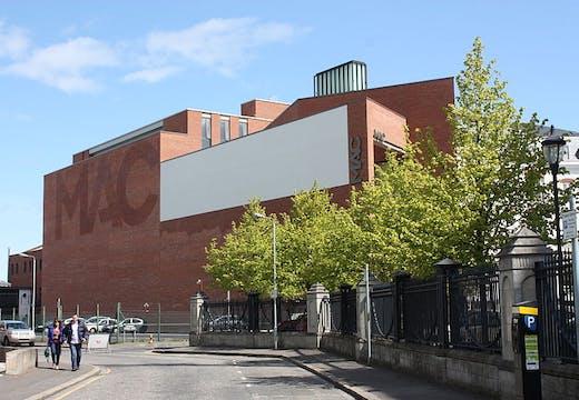 The MAC (Metropolitan Arts Centre), Belfast, Northern Ireland. Photo: Wikimedia Commons