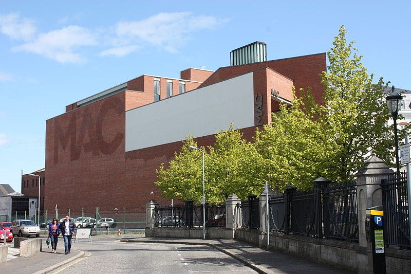 The MAC (Metropolitan Arts Centre), Belfast, Northern Ireland. Photo: Wikimedia Commons