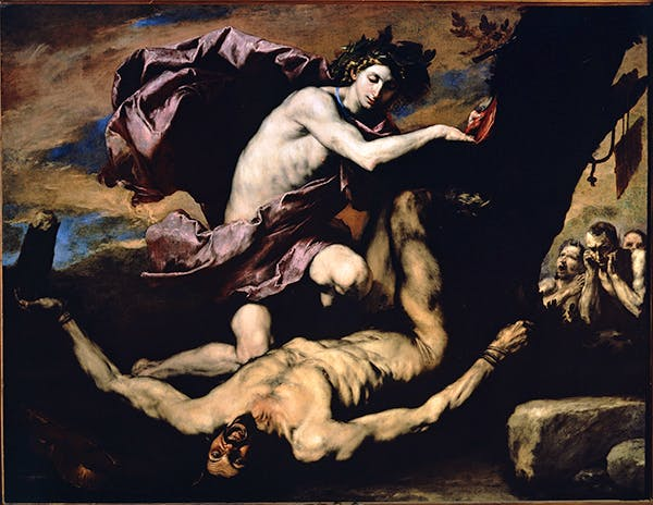 Apollo and Marsyas (1637), Jusepe de Ribera