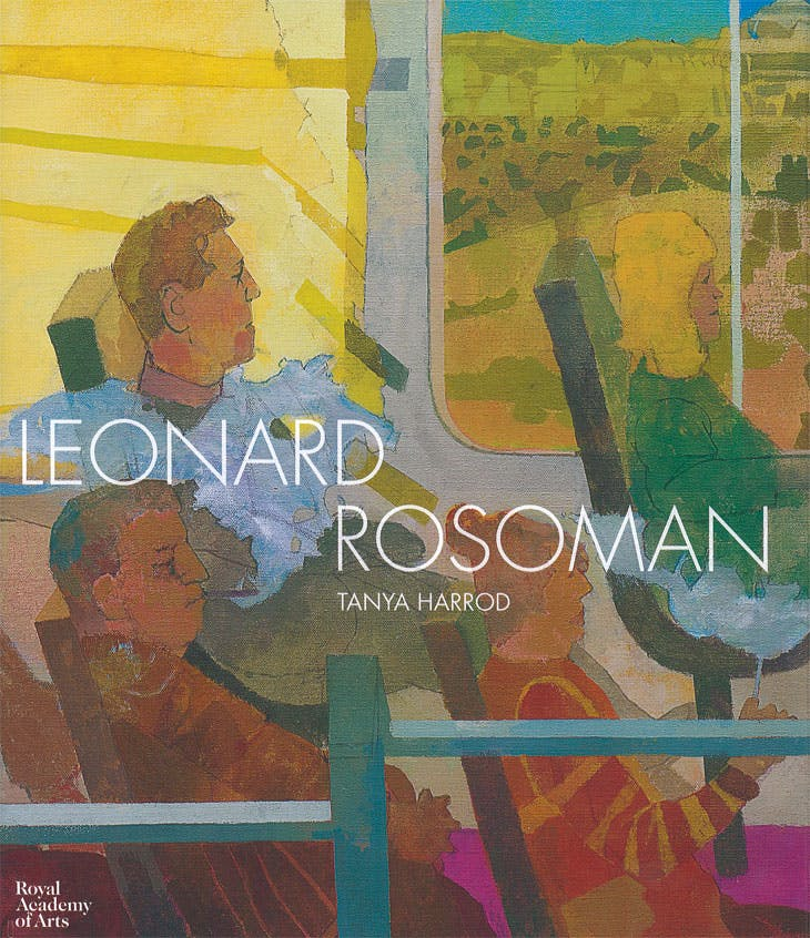 Leonard Rosoman by Tanya Harrod