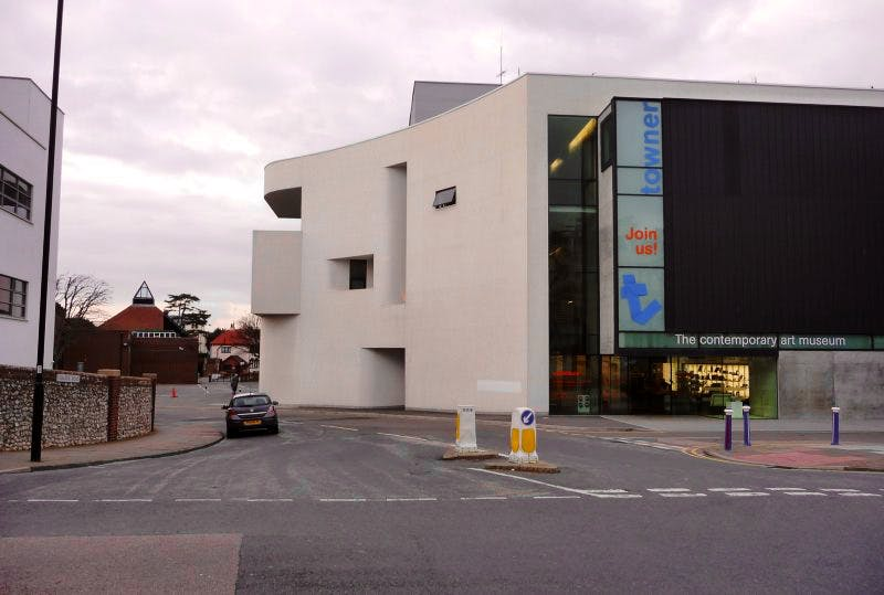 The Towner Art Gallery, Eastbourne