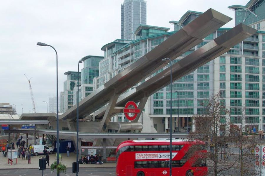 Arup's Vauxhall bus station