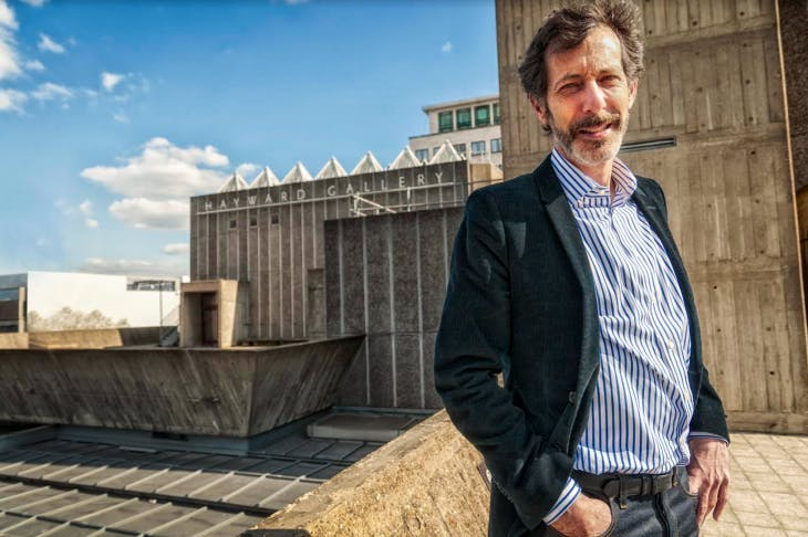 Ralph Rugoff, director of the Hayward Gallery, London, who is to curate the Venice Biennale in 2019,