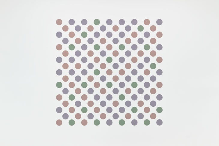Measure for Measure 7 (2016), Bridget Riley