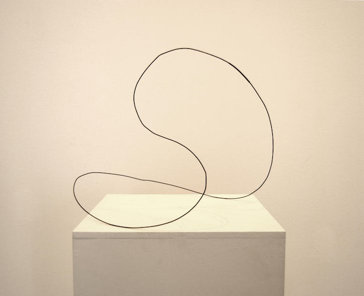 My First Sculpture (1959), Rasheed Araeen.