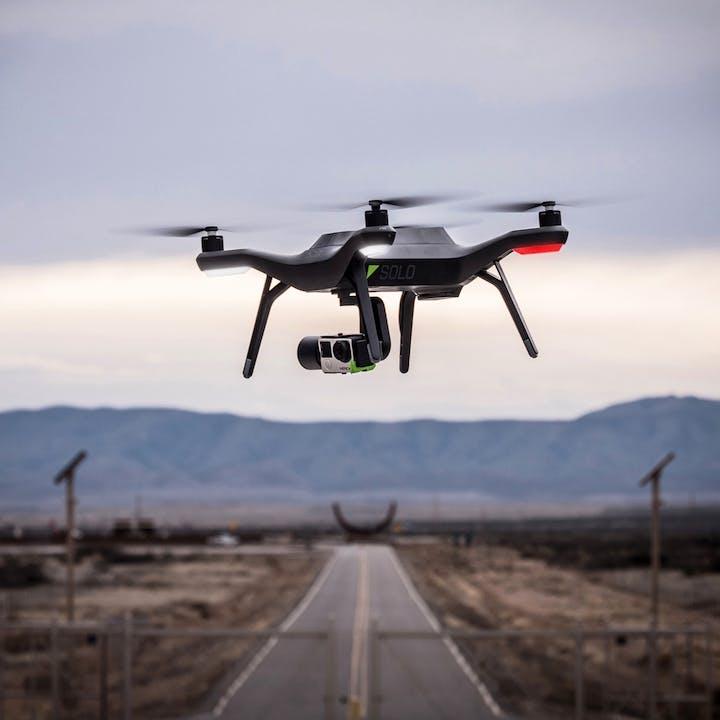 Solo drone (2015), Jason Short. Courtesy of San Francisco Museum of Modern Art, photo: Giulio Sciorio