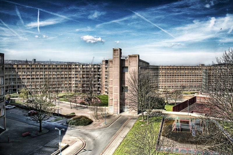 Park Hill, Sheffield