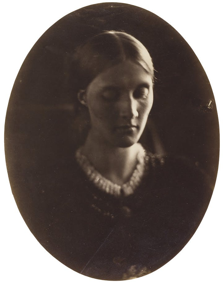 Julia Jackson (1867), Julia Margaret Cameron. © Wilson Centre for Photography
