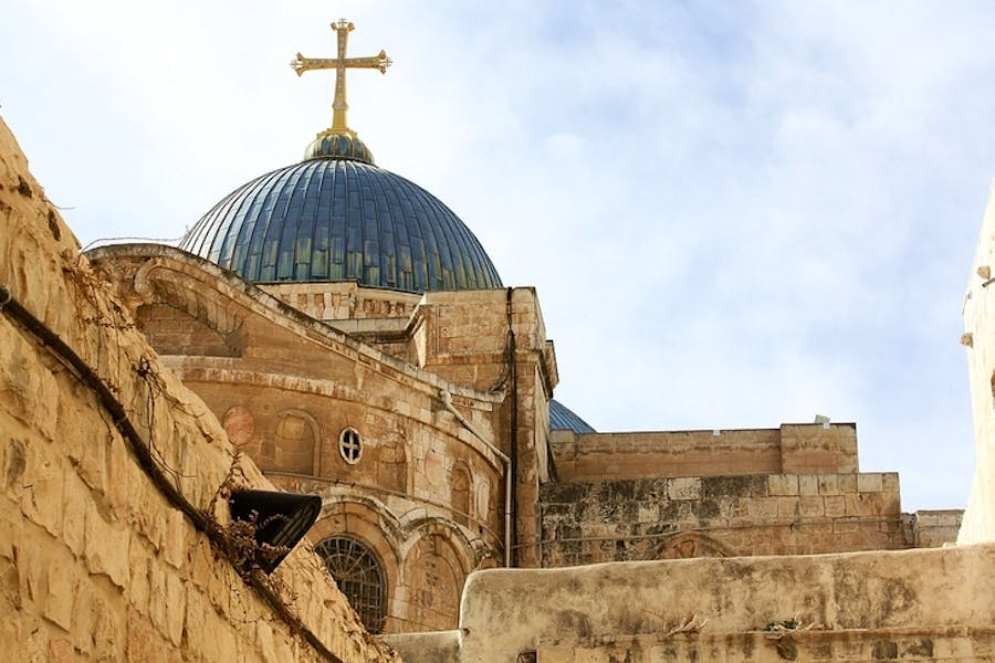 Church of Holy Sepulchre; Basilica of Holy Sepulchre; Holy Land; Jerusalem