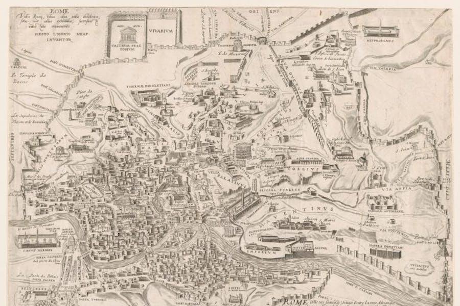 Reconstructing Ancient Rome Apollo Magazine