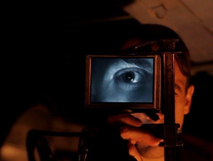 Lucid Possession (video still; 2013), Toni Dove. © Toni Dove