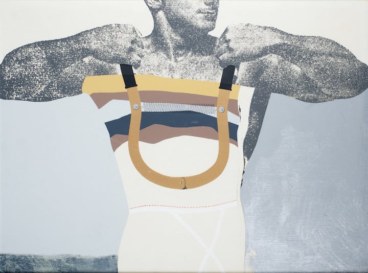 Adonis in Y-Fronts (1963), Richard Hamilton. © The Estate of the Artist / DACS 2018