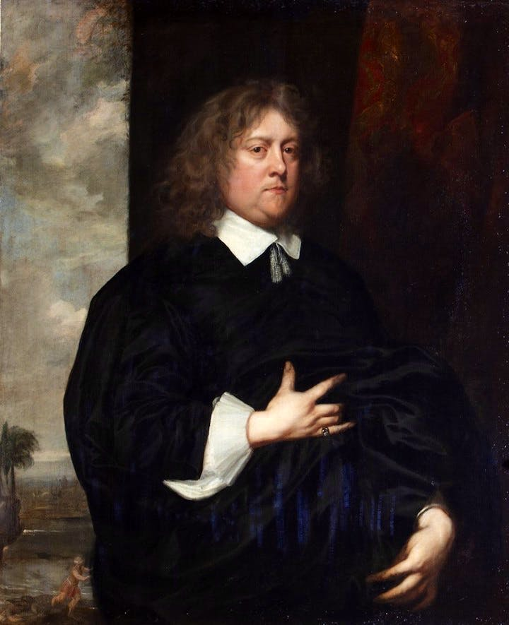 Sir William Paston (ca. 1643–44), artist unknown (Dutch). Felbrigg Hall, courtesy of National Trust