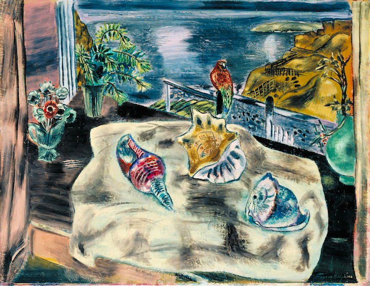 Wings Over Water (1930), Frances Hodgkins. © Tate