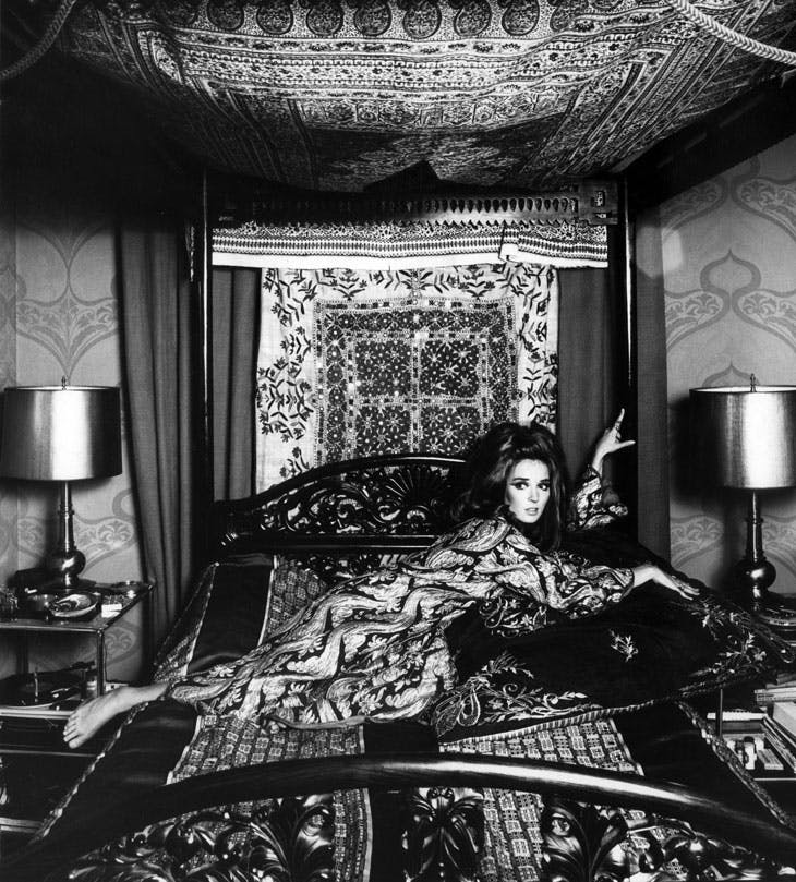 Talitha Getty (1968), Elisabetta Catalano.