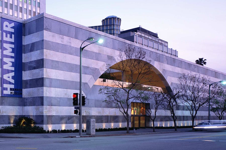 Hammer Museum, Los Angeles, Hammer campaign