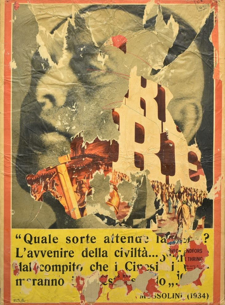 The Last King of Kings, Mimmo Rotella