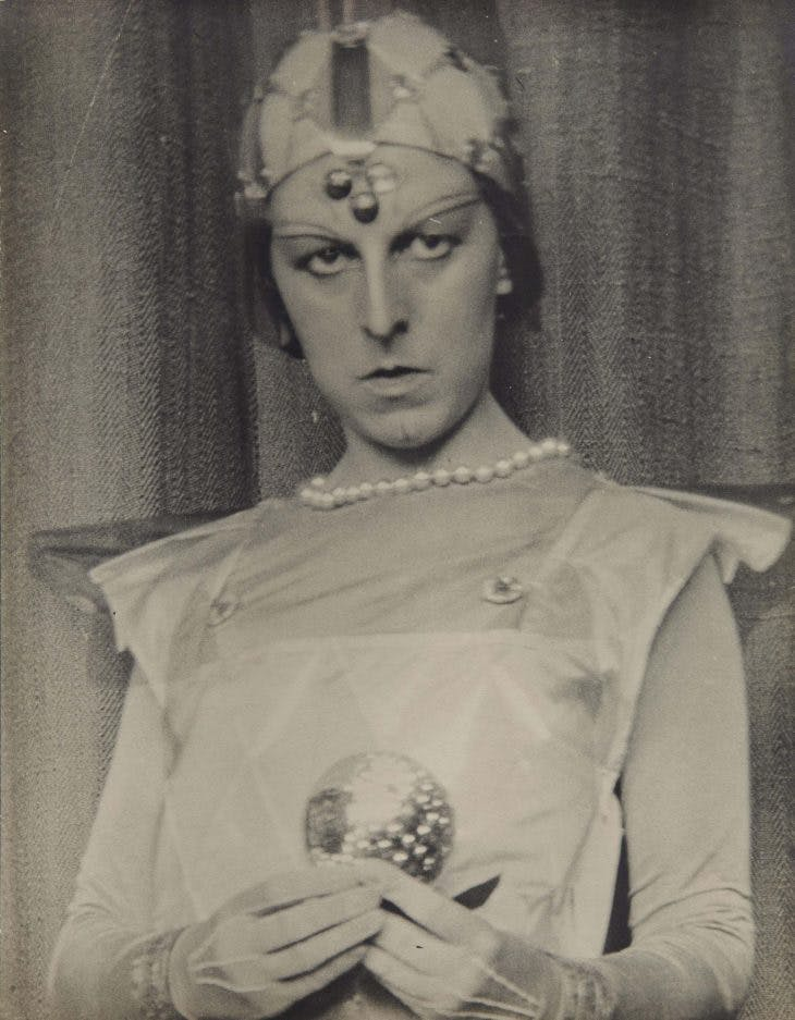 Self-portrait, Claude CAhun