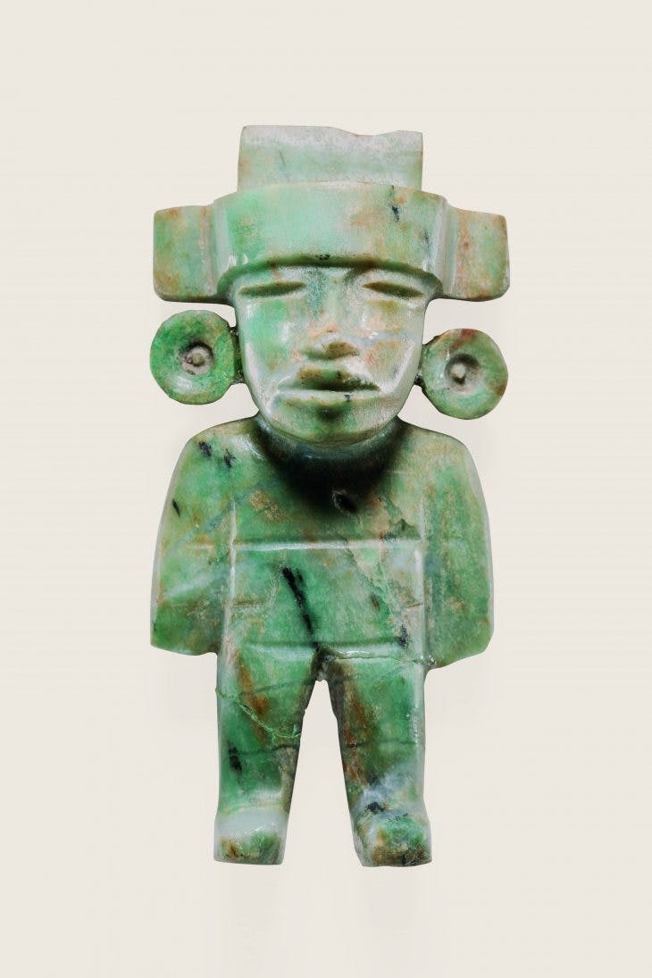 Standing Figurine, Teotihuacan, Mexico